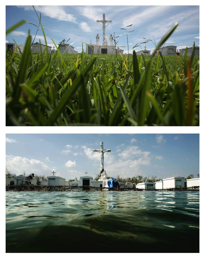 0825 Ураган Катрина   пять лет спустя