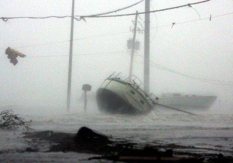 11148 Ураган Катрина   пять лет спустя