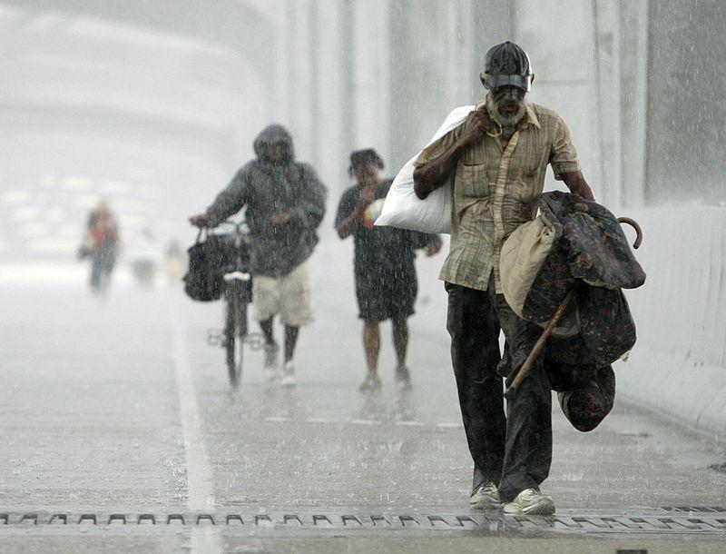 13104 Ураган Катрина   пять лет спустя