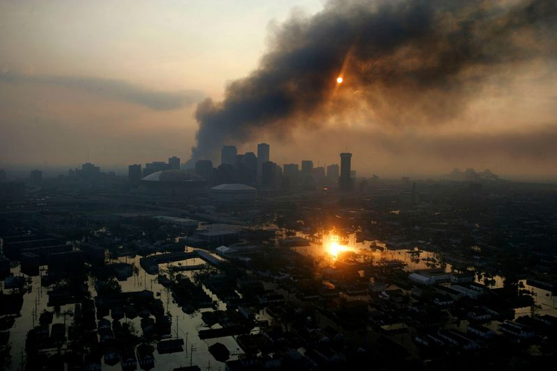 1487 Ураган Катрина   пять лет спустя