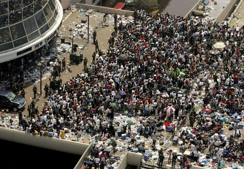 21103 Ураган Катрина   пять лет спустя