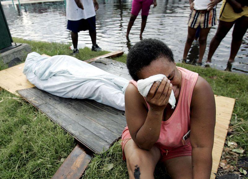 2339 Ураган Катрина   пять лет спустя