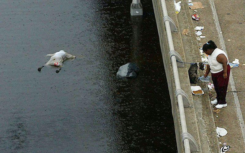 2532 Ураган Катрина   пять лет спустя