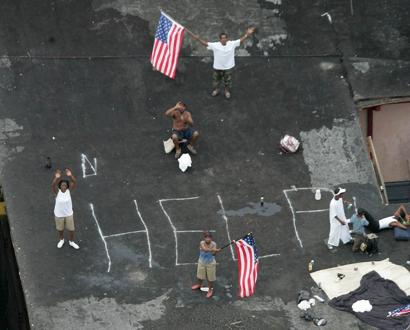 2924 Ураган Катрина   пять лет спустя