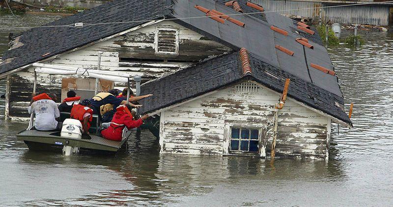 3023 Ураган Катрина   пять лет спустя
