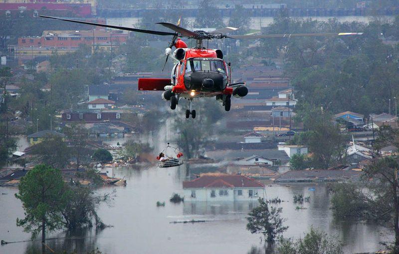 3170 Ураган Катрина   пять лет спустя