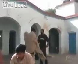 Как в пакистане наказывают за суровую провинность