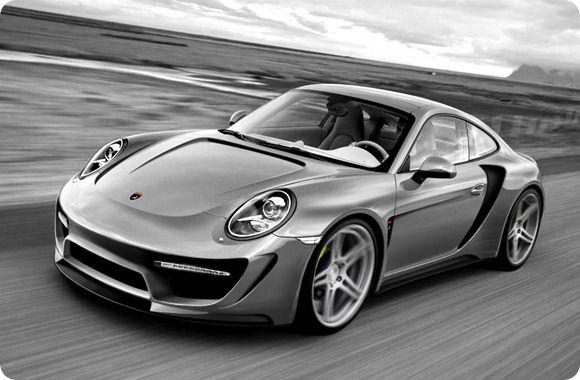 TopCar Porsche 911 (4 фото)