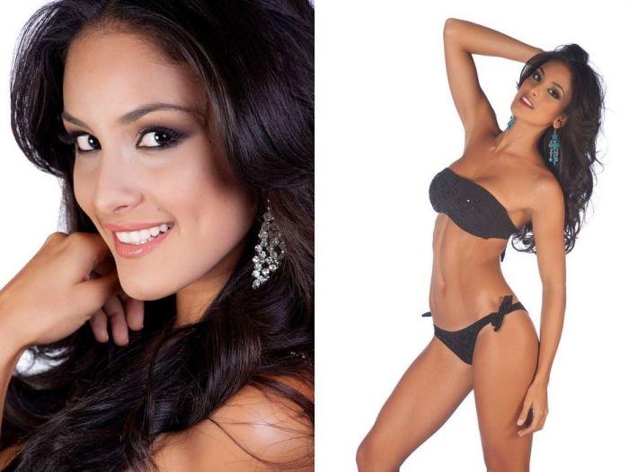 Участницы конкурса Мисс Вселенная 2011 (89 фото)