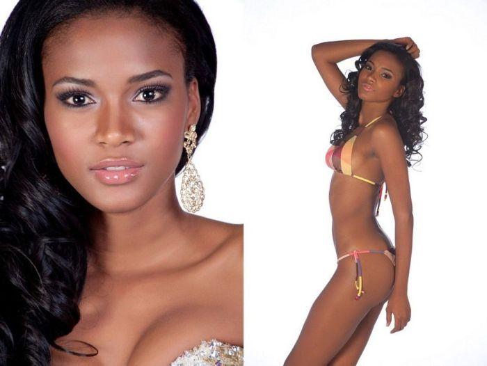 Сексуальные участницы конкурса «Мисс Вселенная-2011» (89 фото)
