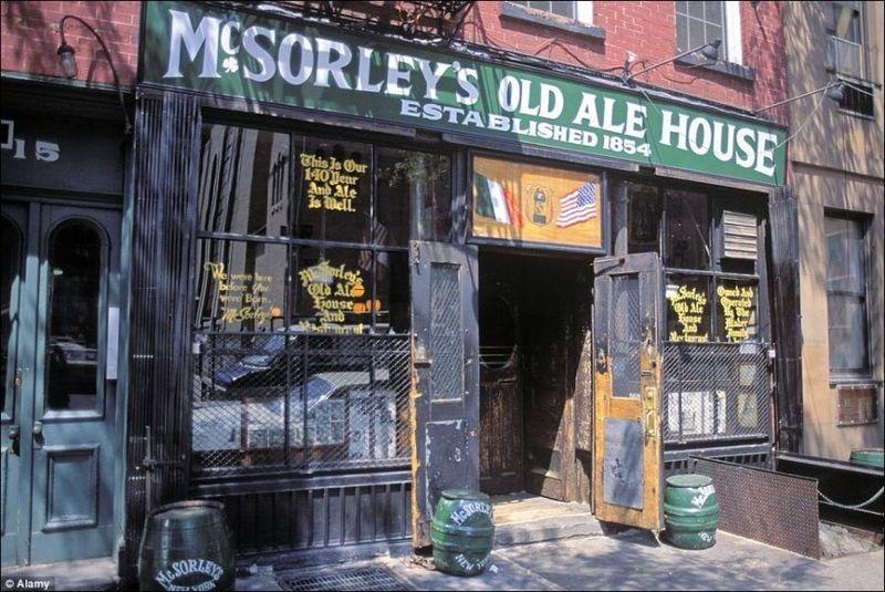 Нью-Йорк в 40-х годах (27 фото)