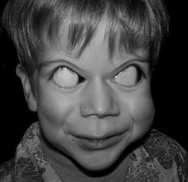Многие считают, что нынешнее поколение детей очень злые (10 фото)