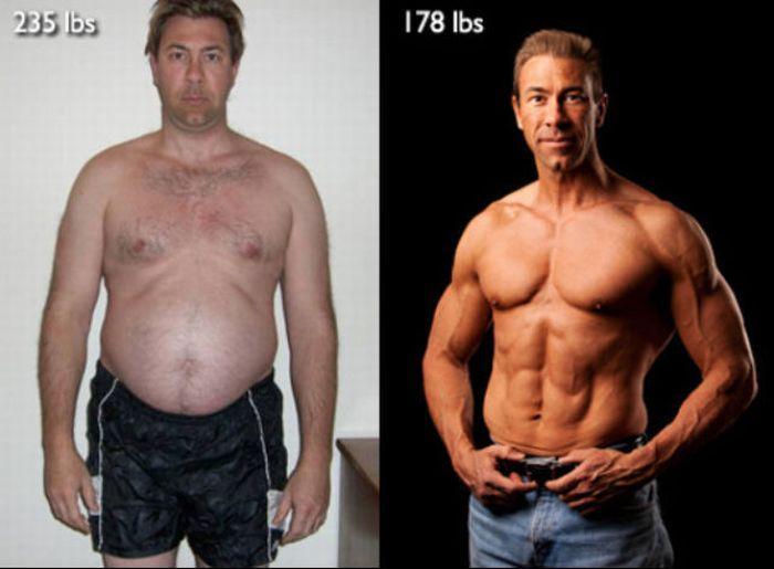 Люди, поменвшие свой облик (55 фото)