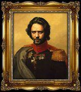 Знаменитости в форме русских генералов (22 картины)