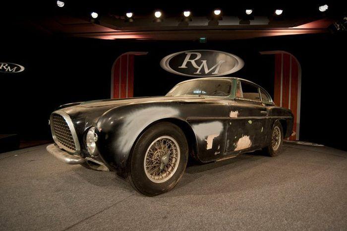 В Техасе сделали реплику легенды автоспорта (7 фото)