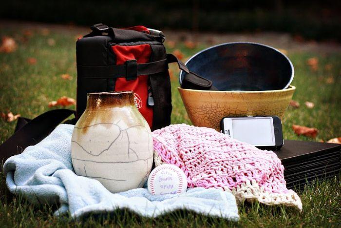 Спасенные вещи во время пожара. Часть 2. (20 фото)