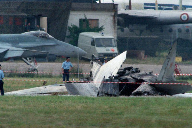 crash08 Трагедии на авиашоу разных лет