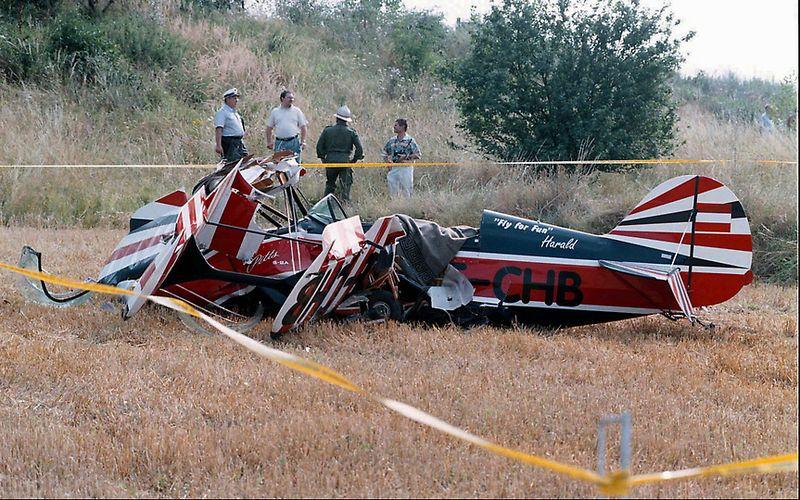 crash10 Трагедии на авиашоу разных лет