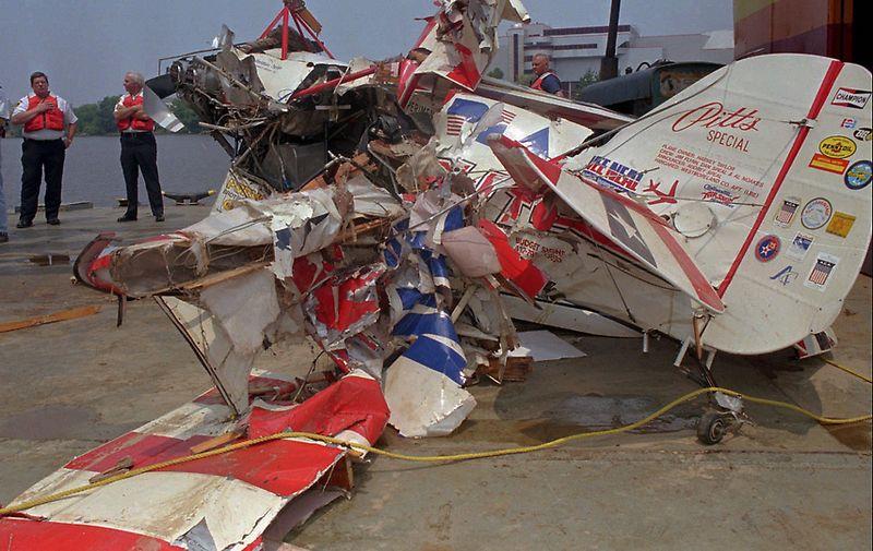 crash11 Трагедии на авиашоу разных лет