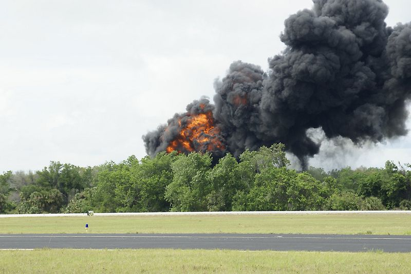 crash22 Трагедии на авиашоу разных лет