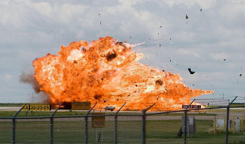 crash27 Трагедии на авиашоу разных лет