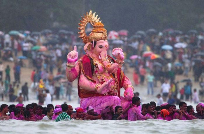 Фестиваль Хинди (40 фото)