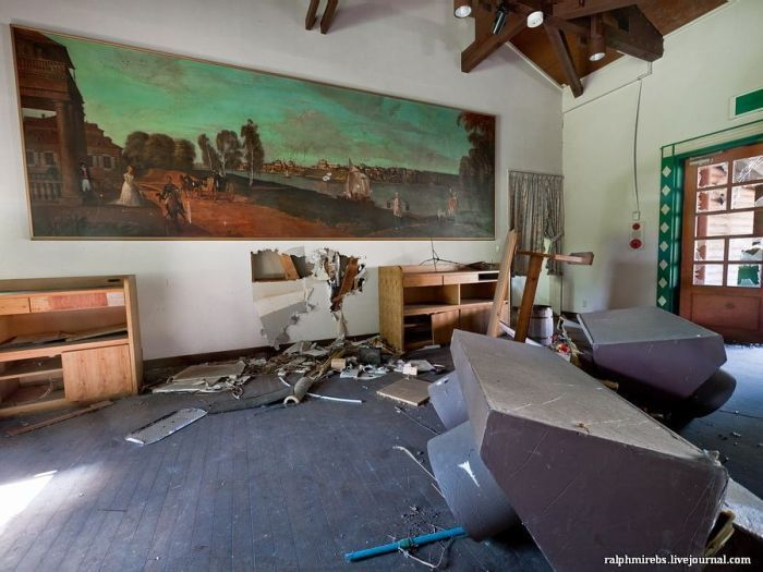 Япония: Из России с развалинами (77 фото)