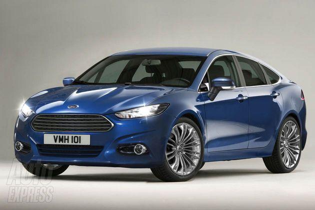 Новый Ford Mondeo (2 фото)