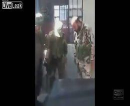 Беспредел в сирийской армии