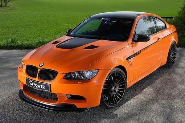 G-Power представляет BMW M3 (4 фото)