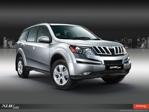 Mahindra XUV500 (25 фото)