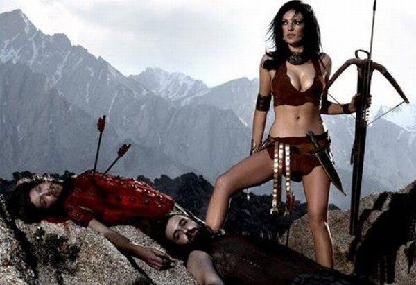 Амазонок гол дэфчонки эротическая фильмы фото 291-86