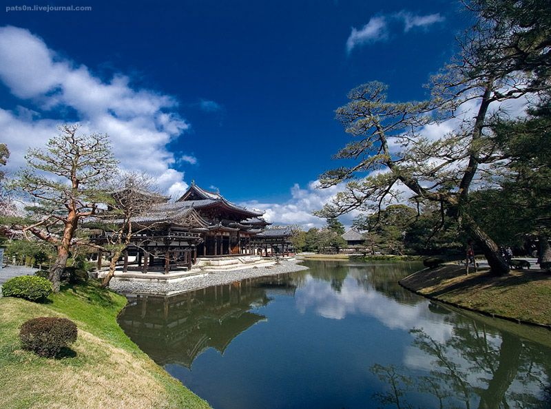 Путешествие по Японии (30 фото)