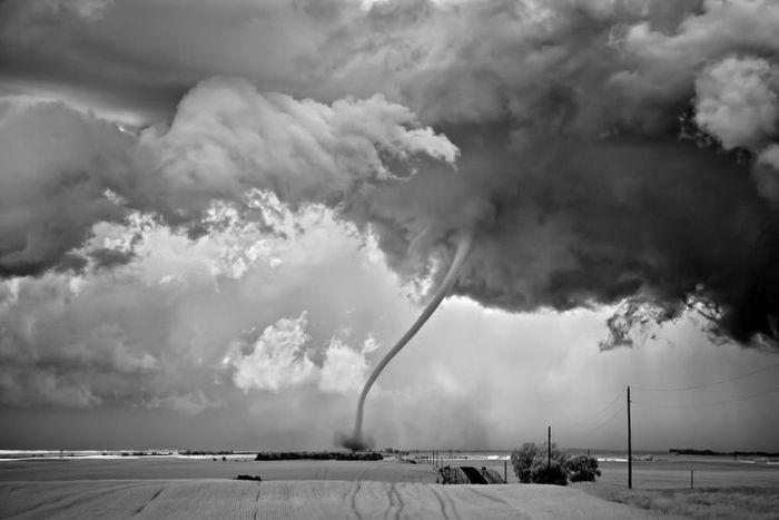 Штормы. Фото Митча Доброунера (14 фото)