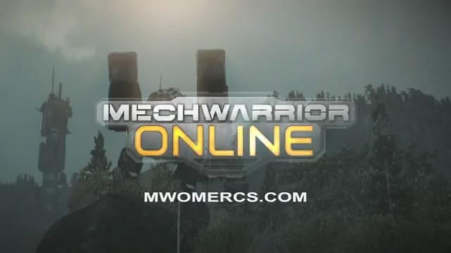 Видео MechWarrior Online – шагающая катапульта (видео)