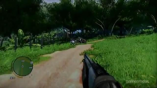 Видео Far Cry 3 – пробежка по острову (видео)
