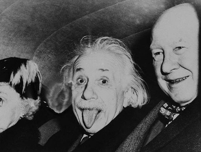 Просто Эйнштейн (18 фото)