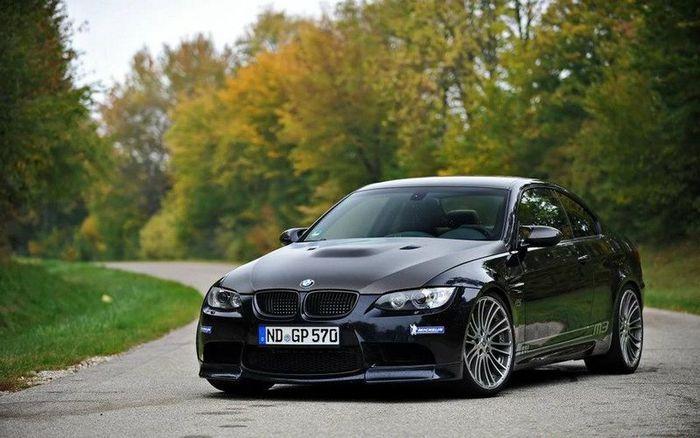 BMW M3 (E92) в тюнинге от ателье G-Power (22 фото)