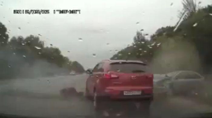 Авария дня часть 714 (фото+видео)