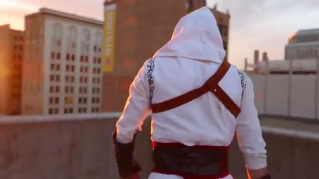 Фан-видео Assassin`s Creed – паркур и ассасины в реальной жизни (видео)