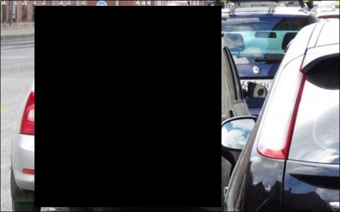 Перевозка опасного груза в багажнике авто (2 фото)