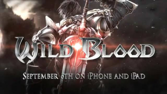 Релизный трейлер Wild Blood для iOS (видео)