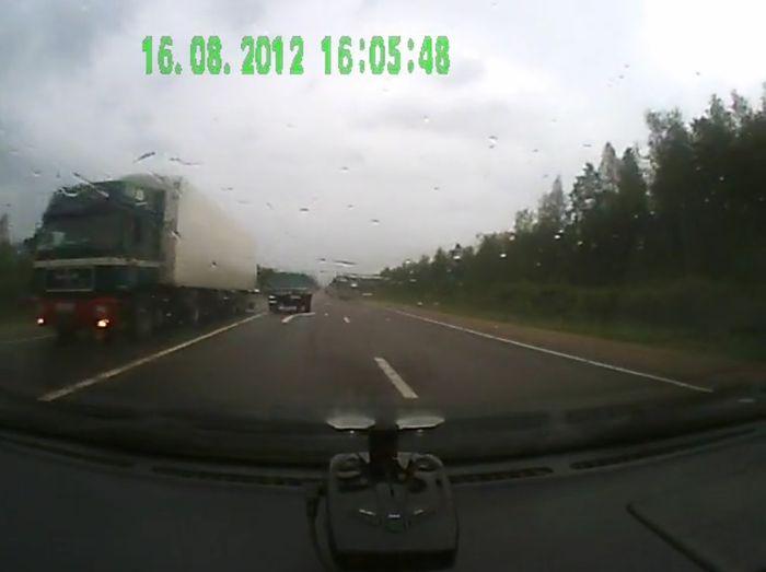 Авария дня часть 717 (фото+видео)