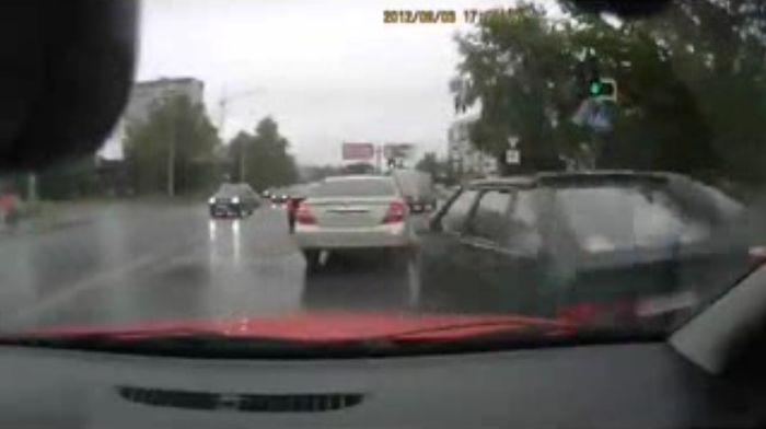 Авария дня часть 718 (фото+видео)