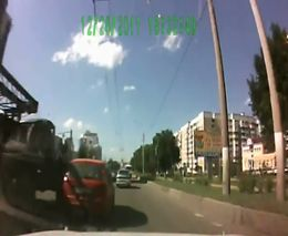 Программист из Белгорода лихачит