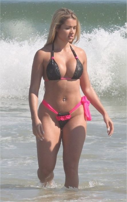 Fotos En Bikini De La Modelo Brasile A Steinkopf Aryane Miss