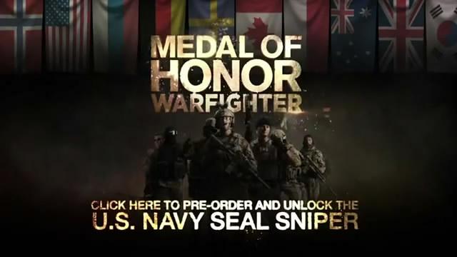 Видео Medal of Honor Warfighter – тренировки наводчиков (видео)