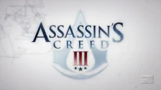 Видео Assassin`s Creed 3 – ТВ-реклама (видео)