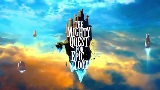 Анонсирован проект The Mighty Quest for Epic Loot (4 скрина + видео)