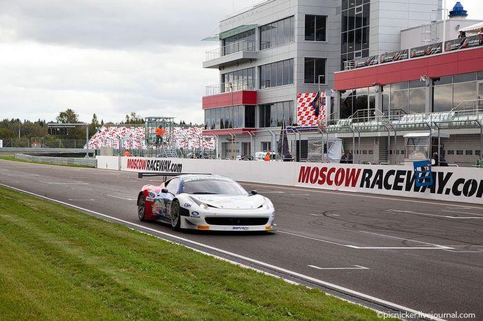 Российская серия чемпионата мира GT1 и GT3 на MoscowRaceway (59 фото)